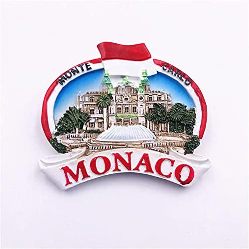 HUAYING World Tourism Fridge Magnets Souvenir Italy Spain French Denmark USA Austria Canada Australia Norway Luxembourg Fridge Stickers