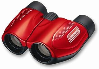 OLYMPUS コールマン双眼鏡 8×21 レッド Coleman Binoculars 8×21 RED