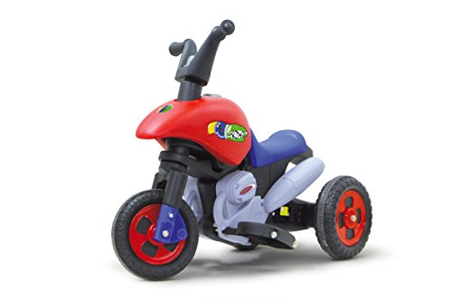 Jamara - 404771 - Tricycle - Ride-on E-Trike avec Bouton Directionnel