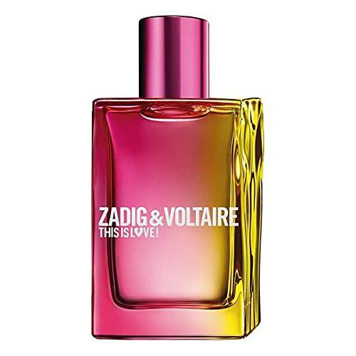 Perfume Mujer This is Love Zadig & Voltaire EDP (50 ml) Perfume Original | Perfume de Mujer | Colonias y Fragancias de Mujer