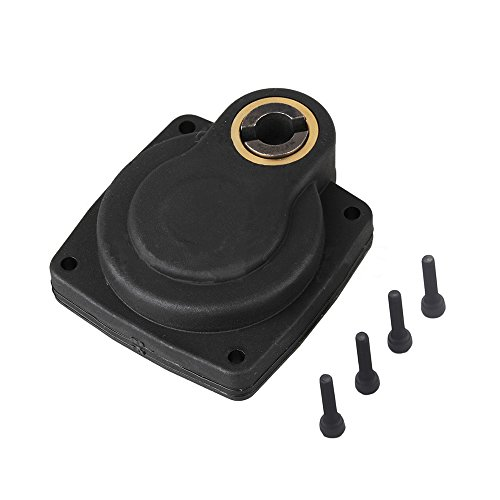 Electric Power Starter Backplate Roto E-Start Drill Plate 11012 for 1/8 Rc Model Car SH 28 Nitro Engine 12mm One Way Bearing