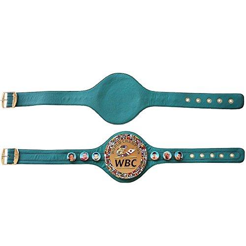 WBC WBA WBO IBF IBO Championships - Cinturón de boxeo para adultos, 5 cinturones de diferentes estilos
