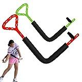 HXSYD Golf Spinner Swing Motion Trainer, Swing de...
