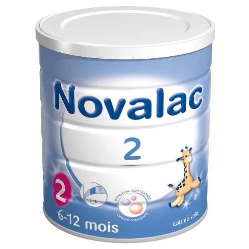Novalac 2 6-12 Mois 800 g
