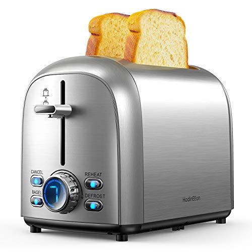 HadinEEon Toaster 2 Slice