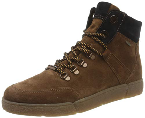 ARA Damen ROM Sneaker, Setter,BLAU, 41 EU
