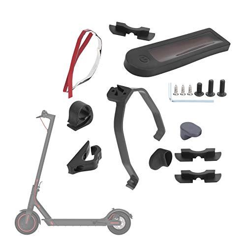DAUERHAFT Patinete eléctrico, con diseño de Gancho, Materiales Flexibles, Innovadora tecnología Power Core, Patinete eléctrico para niños y Adultos, Viajes al Aire Libre