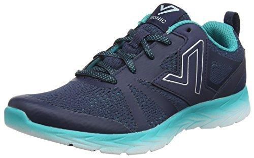 Vionic Women's, Miles Sneaker Blue 8.5 W