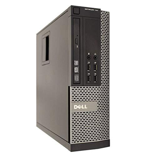 Dell PC OptiPlex 790 SFF Intel i7-2600 RAM 16GB Disco duro 2TB...