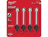 Milwaukee 48-22-1964C 18mm Snap Off Knife (4 Knives)