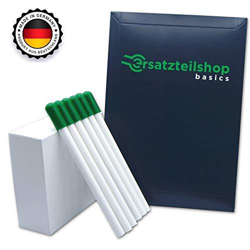 ersatzteilshop basics Flaschenhalter und Glashalter für Geschirrspüler/Spülmaschine - Set Sektfreunde - absolut kratzfrei