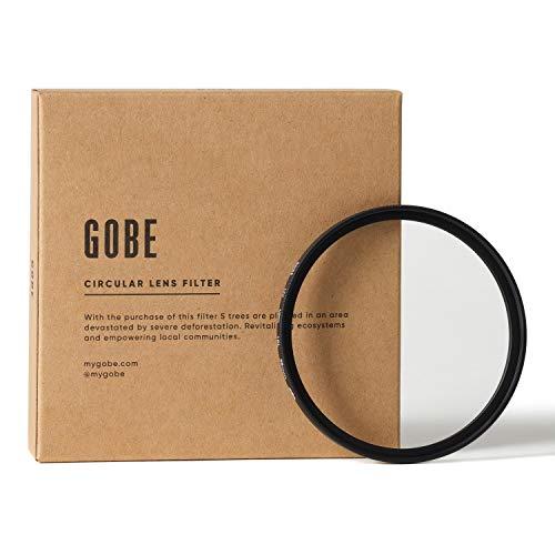 Gobe - Filtre UV pour Objectif 58 mm (3Peak)