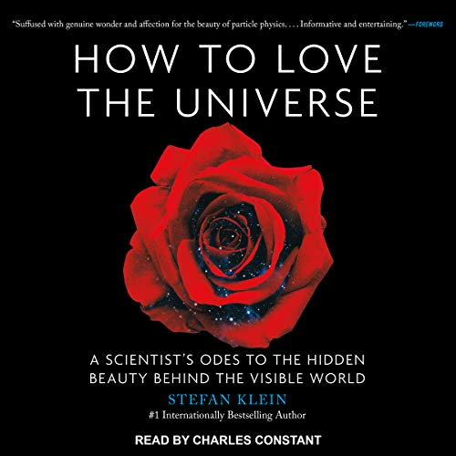 How to Love the Universe audiobook cover art