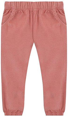 Gocco Bombacho Amarillo Pantalones, Bebé-Niñas, Naranja (Quisquilla), 80 (Tamaño del Fabricante:9/12)