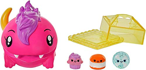 Mattel Pooparoos: Squishy Pooping Pet Toy with Food Accessories