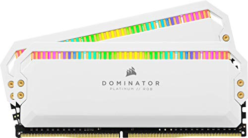 Corsair Dominator Platinum RGB 16 GB DDR4 3200MHz C16, AMD Optimizado LED...