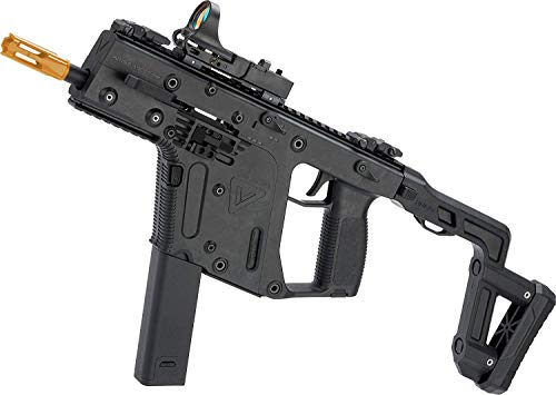 Evike Kriss USA Licensed Kriss Vector Airsoft AEG SMG Rifle by Krytac (Model: