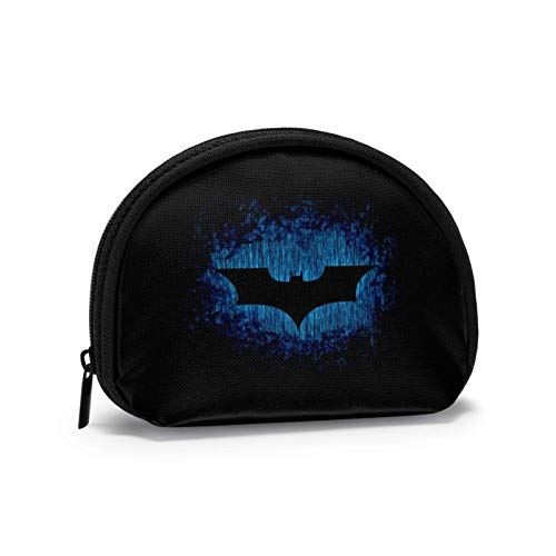 B-atman Coin Purse Change Cash Bag Women Men Fashion Small Shell Purse Wallet Portable Shell Storage Bag Jewelry Pouch Key Holder Headphones Multifunctional Bags