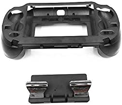 $38 » L3 R3 Hand Grip Game Console Stand Case with L2 R2 Trigger Button for Sony PSVita PSV1000 PSV 1000 PS VITA 1000 (Black)