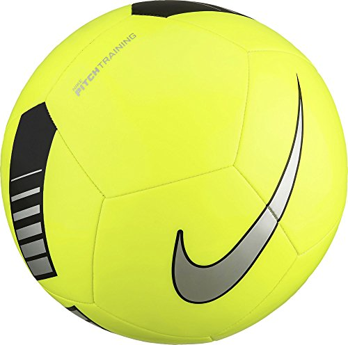 Nike Pitch Training Soccer Ball (Volt) (5)