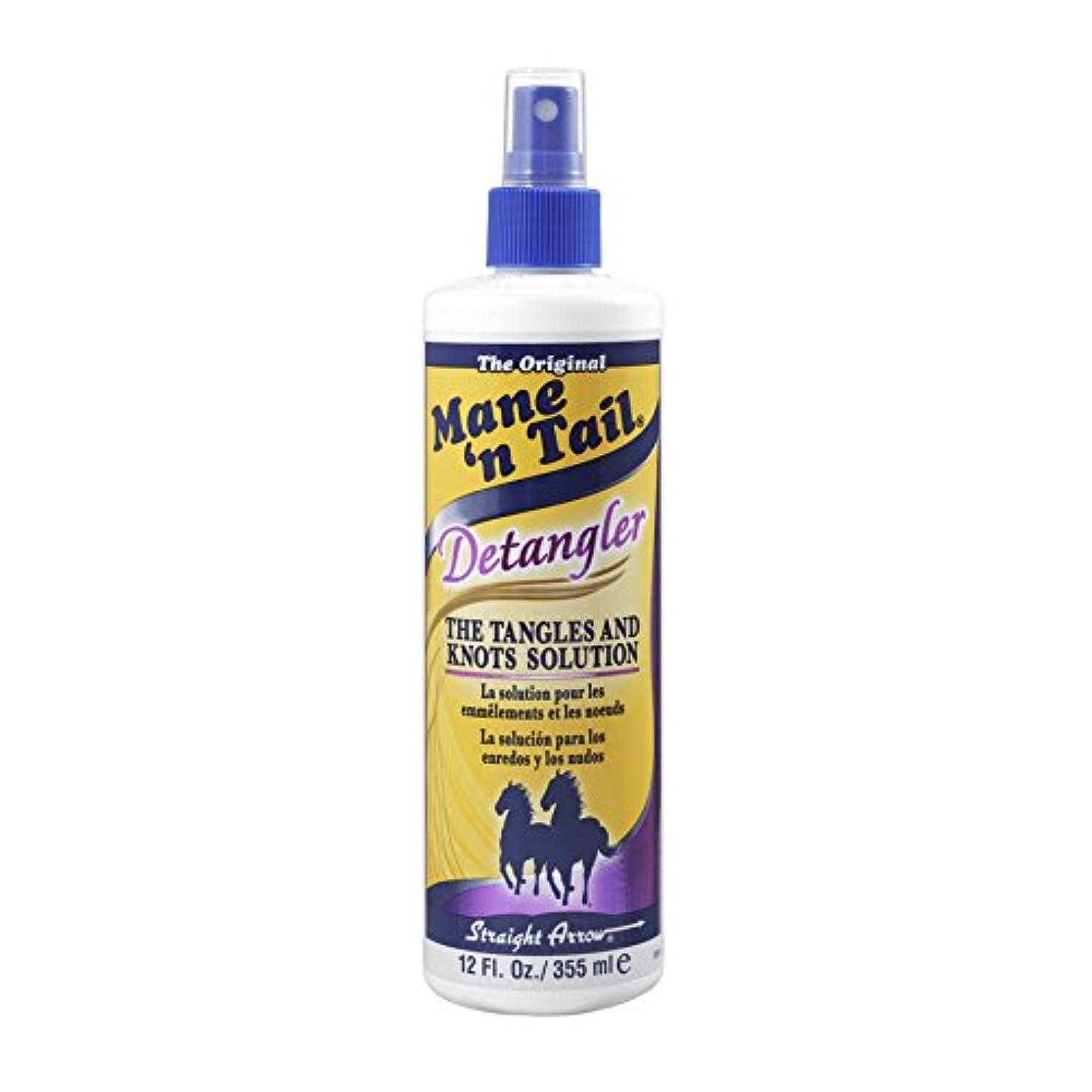 下着ありがたい保守的Mane 'n Tail Detangler 355 ml Spray (並行輸入品)
