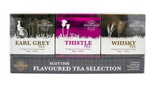 Edinburgh thee en koffie bedrijf Schotse smaak thee selectie
