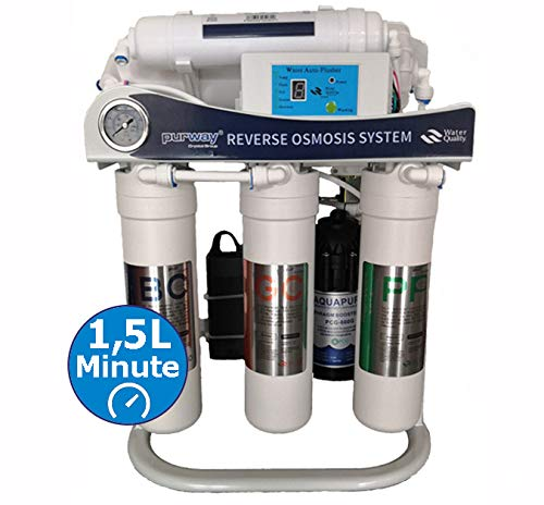 PUR Smart 600 GPD 5 Stufen Direct flow tanklose Umkehrosmoseanlage
