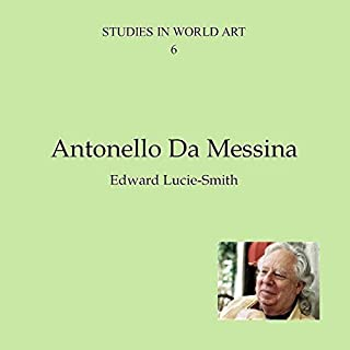 Antonello da Messina audiobook cover art