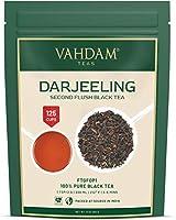 VAHDAM, Darjeeling Summer Black Tea 255g from Himalayas, (120+ Cups) | 100% Certified Pure Unblended Darjeeling Tea |...