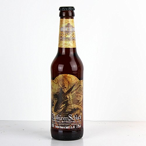 Beer of the Gods - Walkürenschluck Nordic Strong Ale Bier 7,8% vol - 0,33l inkl. Pfand