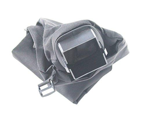 Grizzly Laubsauger Fangsack passend für Atika Laubsauger/Laubbläser LSH 2500 / LSH 2600 / BVT 2500