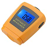Longitud Distancia Medida Digital LCD Longitud de mano Distancia Mida Medidor ultrasónico CP-3005