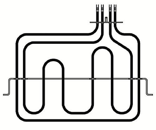 resistencia de Doble Horno W800+ 1800V230Nardi–Made in Italy