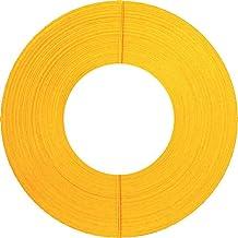 カラー紙バンド やまぶき 10m巻き