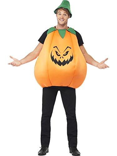 Pumpkin- de Halloween Adulto Disfraz - One Size