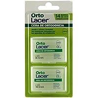Lacer ortolacer cera ortodoncia pack 2x7 barras