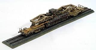 1/144 German Railway Gun KARL 54cm/60cm and Railway Transport Carrier Panzer Korps 27 Dragon