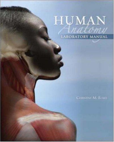 Human Anatomy Lab Manual to Accompany Human Anatomy by McKinley