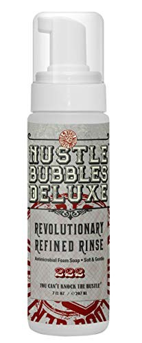 Hustle Butter Hustle Bubbles Green Soap Replacement Tattoo Wash and Tattoo Cleanser To Heal and Clean Tattoos