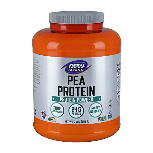 Now Organic Pea Protein Powder, Unflavoured