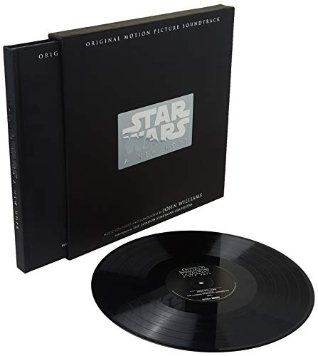 Star Wars: A New Hope – 40th Anniversary 3-LP Collector's Edition [Vinyl LP]