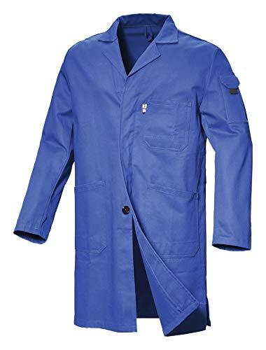 PKA Star Berufsmantel aus 100% Baumwolle mit verstärkten Taschen