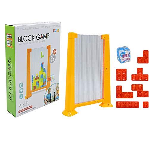 3D Dreidimensionale Einfügen von Tetris Desktop-Puzzles Kinder Puzzles Eltern-Kind-Interactive Toys
