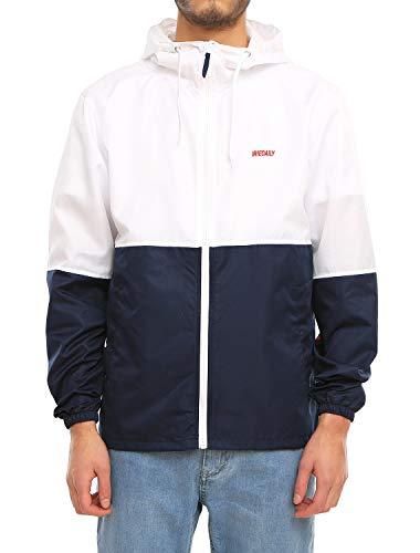 IRIEDAILY New Momentum Jacket [Navy red]