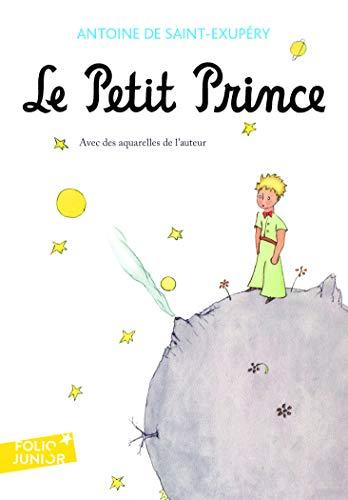 Le petit prince [Lingua francese]: Avec des aquarelles de l'auteur