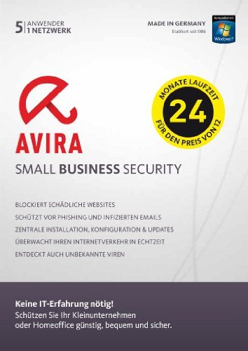 Avira Small Business Security [import allemand]