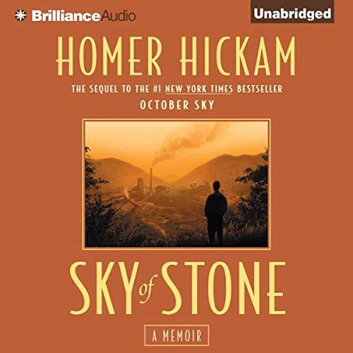 Sky of Stone audiobook cover art