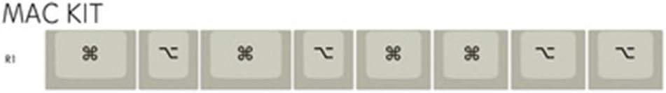 Man-hj Keyboard keycaps Keyboard PBT 9009 Keycaps for Fc660c 6U 7U ISO Kit Keycaps Color : Keycap4