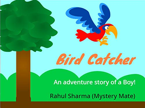 Bird Catcher: An adventure story of a Boy! (Mystery Blazer Book 1) (English Edition)