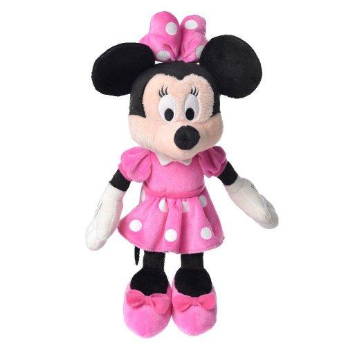 Minnie Mouse 8 inch plush soft toy Posh Paws Disney by Disney